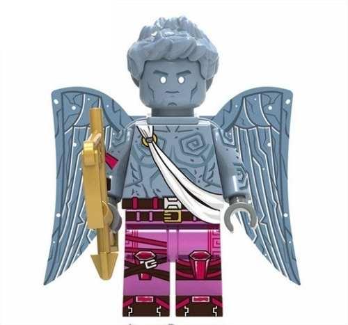 Kit 7 Bonecos Fortnite Compatível Lego Acessórios Kit Festa