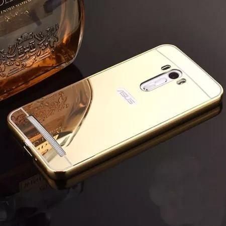 Capa Case Bumper Espelhada Asus Zenfone 2 Laser Tela 5.5 Top