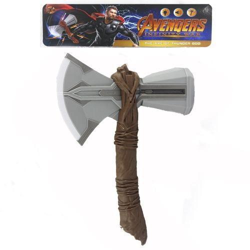 Martelo Machado Eletronico Thor Guerra Infinita