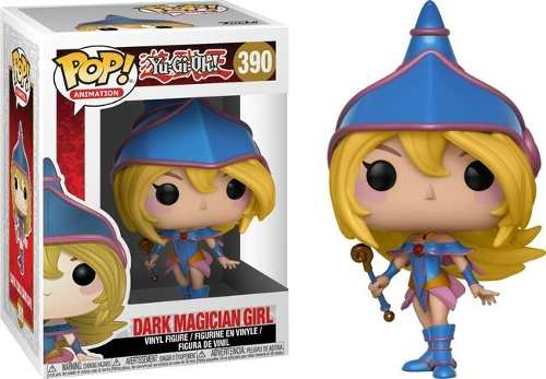 Funko Pop! Animation - Yu-gi-oh! - Dark Magician Girl #390