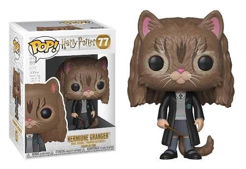 Funko Pop Harry Potter Hermione Granger As Cat #77