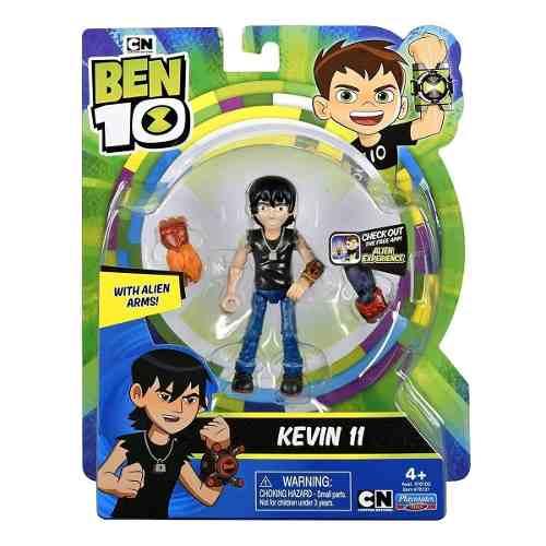 Boneco Ben 10 Figuras De Açao Kevin 11 Da Sunny 1750 Cn