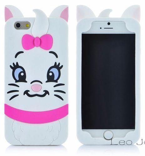 Capinha Capa Case Iphone 6 6s Gata Marie