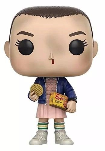 Funko Pop! Stranger Things - Eleven With Eggos #421 Prt Entr