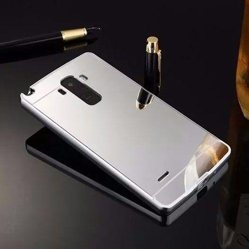 Capa Capinha Bumper Espelhada Celular Lg G4 Stylus H540 H630