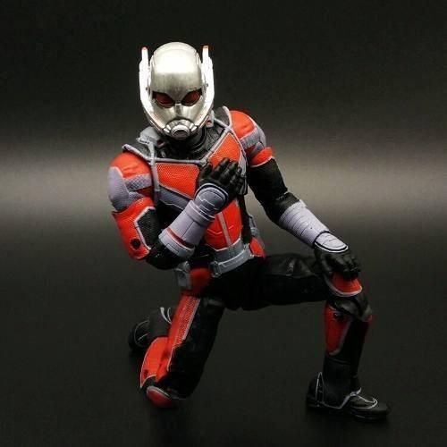 Action Figure Boneco Homem Formiga 17cm Guerra Civil Marvel