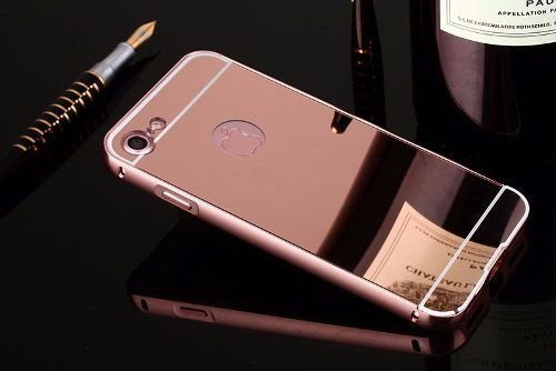 Capa Capinha Anti Impacto Espelhada Iphone 7 8 8plus