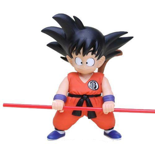 Boneco Figure Dragon Ball Z Goku Articulado Esfera Do Dragão