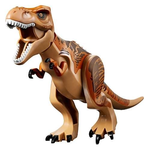 Kit Lego Jurassic World Tiranossauro Rex T-rex Legoing 168pc