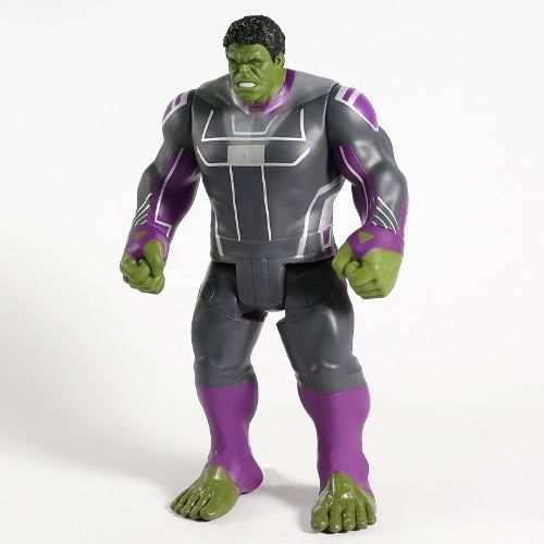 Boneco Action Figure Hulk Vingadores Ultimato Endgame 30Cm