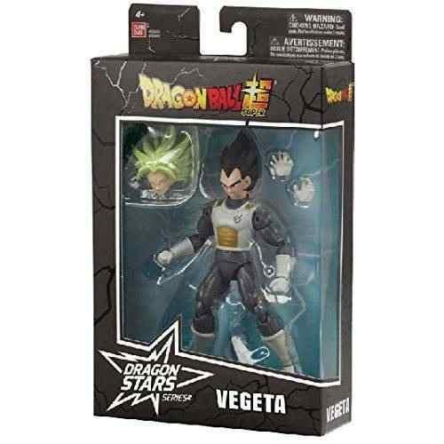 Boneco Articulado Vegeta Dragon Ball Super