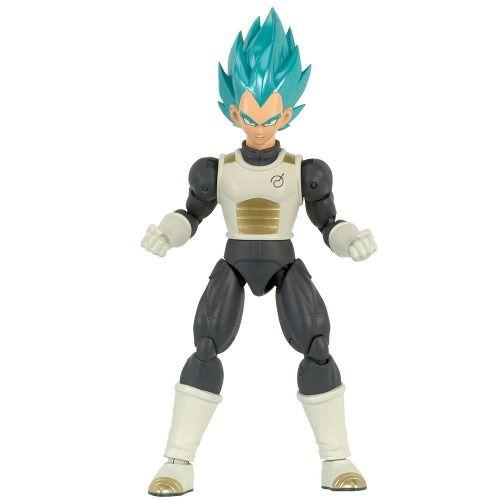 Boneco Articulado Vegeta Blue Dragon Ball Super