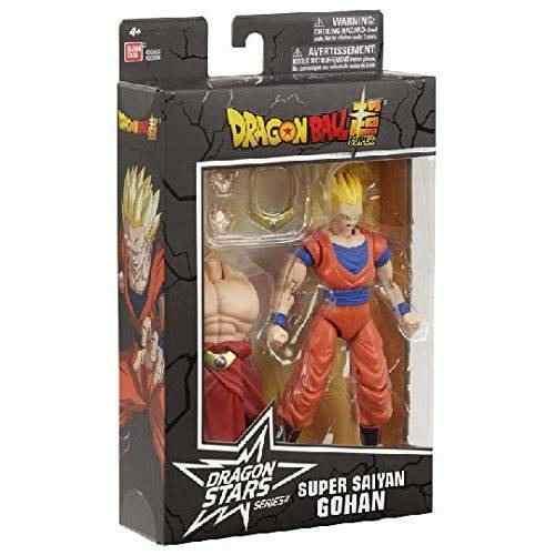 Boneco Articulado Gohan Super Saiyajin Dragon Ball Super
