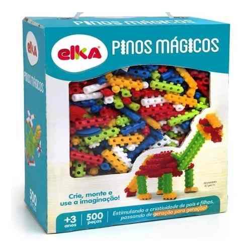 Pinos Magicos 500 Peças - Elka