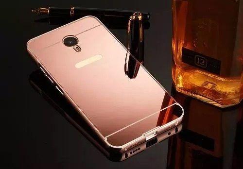 Capa Capinha Metal Espelhada Celular Asus Zenfone 5
