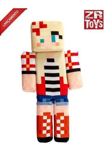 Boneco Authentic Games Lydia Namorada Perfeita 35cm Zr Toys