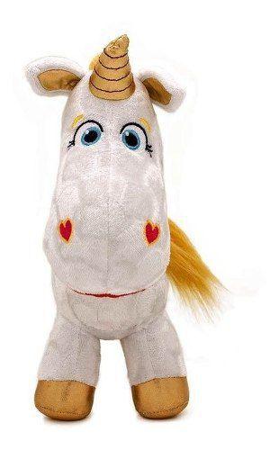 Pelúcia Toy Story 4 Unicórnio Botão De Ouro (buttercup)