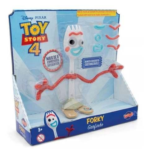 Boneco Forky Garfinho 20cm Toy Story 4 Disney - Toyng