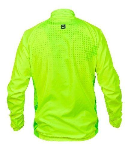 Jaqueta Corta Vento Aspen Furbo - Cor Verde