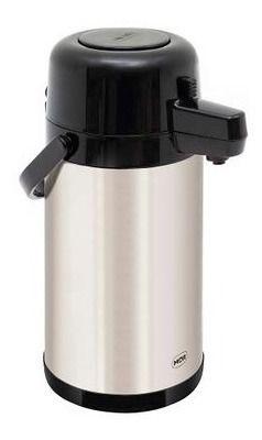 Garrafa Térmica - Quente E Frio Aço Inox 2,5lts