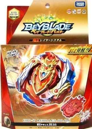 Beyblade Burst Cho-z Achilles.00.dm B-129 - Takara Tomy