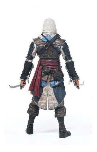 Assassin's Creed 2 Ii Edward Kenway Action Figure