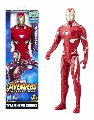 Boneco Homem De Ferro Vingadores Guerra Infinita Avengers