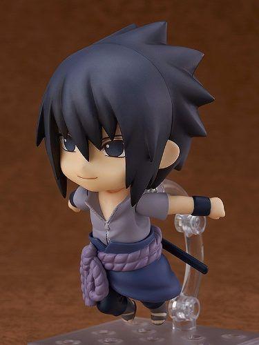Nendoroid 707 Uchiha Sasuke Naruto Shippuden Pronta Entrega