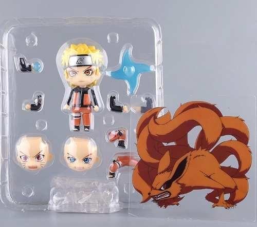 Naruto Uzumaki Nendoroid 682 Action Figure - Pronta Entrega