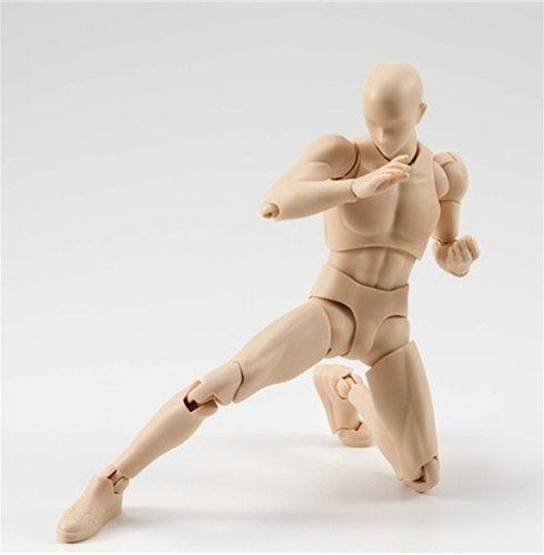 Body Kun Chan Man Pale Color S.h.figuarts Bandai