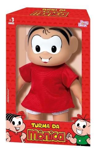 Boneca Turma Da Monica Classicos Monica 36cm Nova Brink