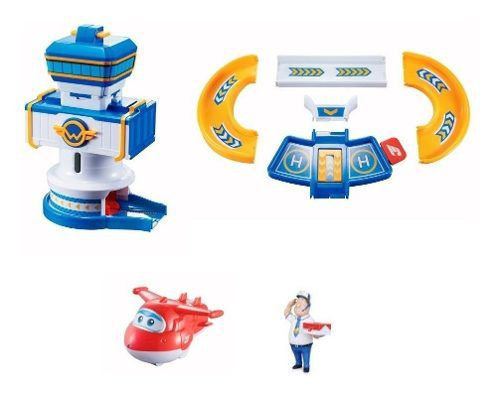 Torre De Controle Super Wings 8279-4 Fun Divirta-se