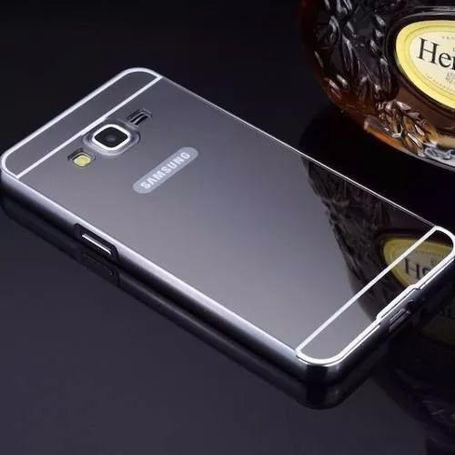 Capa Case Bumper Espelhada Celular Samsung Galaxy J2 Prime