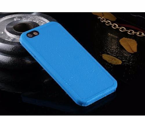 Kit Capinha Case Capa Prova Dágua Waterproof Iphone 7 Plus