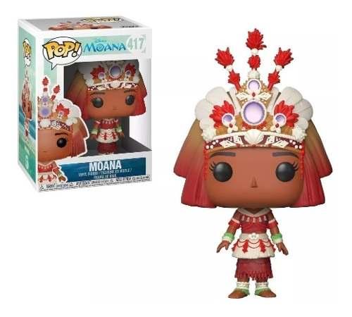 Funko Pop! Disney: Moana - Moana (ceremony) #417