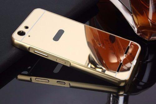 Capinha Bumper Metal Espelhada Alumínio Luxo Lenovo Vibe K5