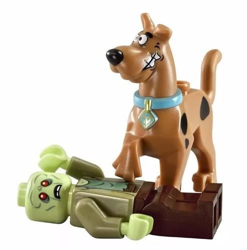 Kit Scooby Doo - The Mistery Machine - Máquina Do Mistério