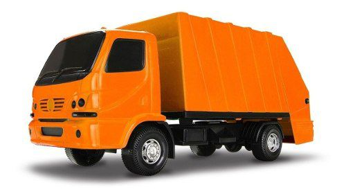 Caminhão De Lixo - Urban Coletor - Roma Brinquedos
