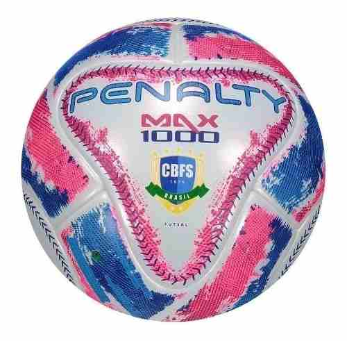 Bola Futsal Penalty Max 1000 Oficial Fifa Original