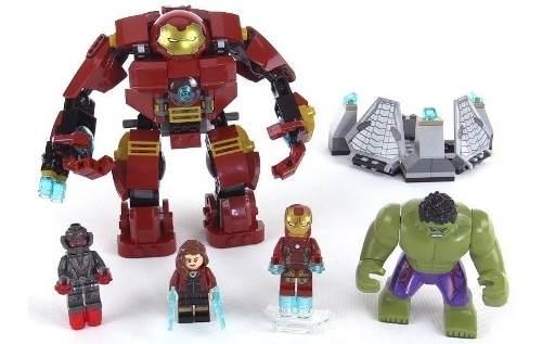 Hulk Buster - Os Vingadores - Era De Ultron - Marvel