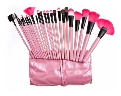 Kit De Pincel Maquiagem 24 Pcs -grande