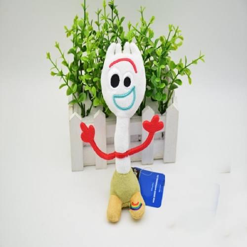 Garfinho Forky Pelúcia Toy Story Original Promoção Dia Das Crianças