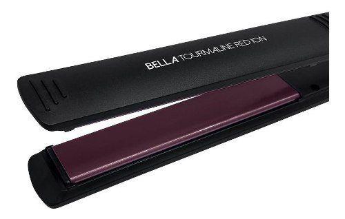 Prancha /chapinha Gama Italy Bella Tourmaline Red Ion Bivolt