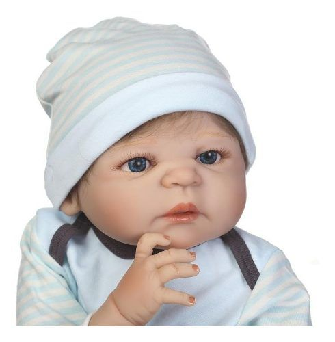 Bebê Reborn Barato Menino João Guilherme Pronta Entrega Novo