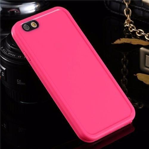 Kit Capinha Case Prova D Agua Apple Iphone 5, 6 E 7 / Plus