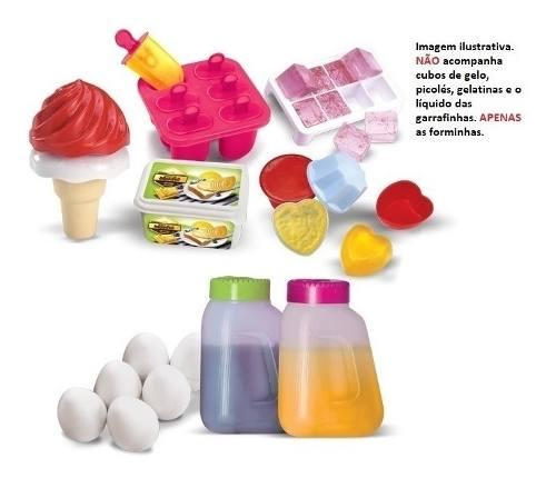 Geladeira Infantil Moranguita - 8054 Magic Toys