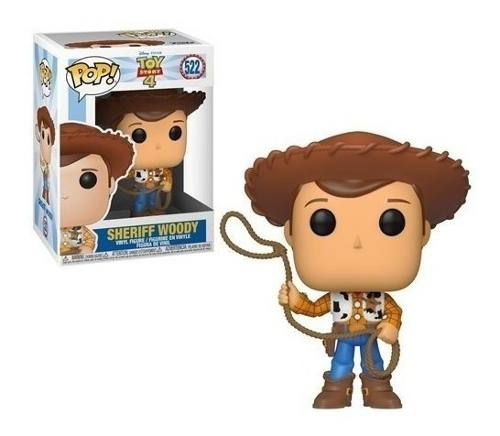 Funko Pop! Disney - Toy Story - Woody #522