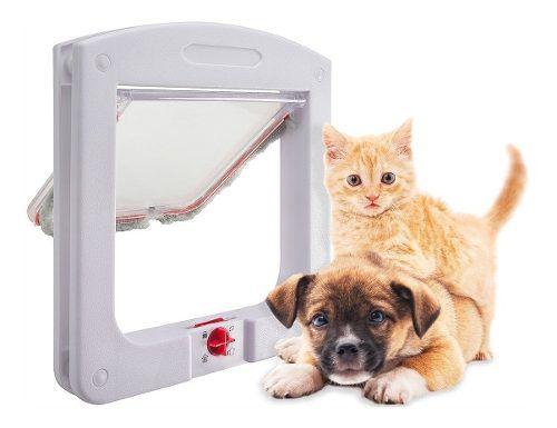 Porta Com Trava Manual Porta Para Gato E Cachorros Pequenos