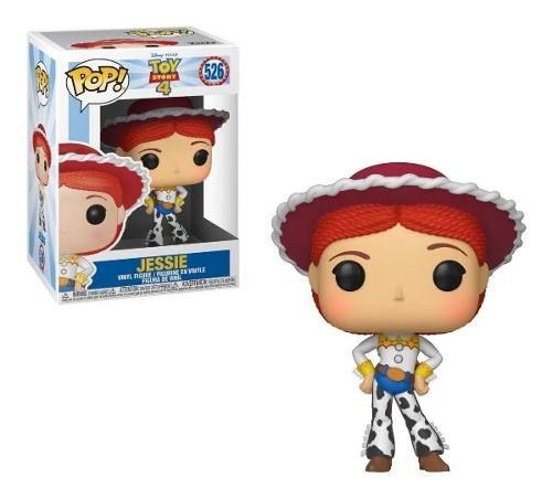 Boneco Funko Pop Jessie Toy Story 4 Disney 526