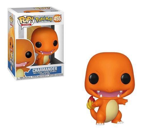 Funko Pop! Pokemon - Charmander #455